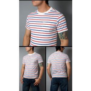 TOYO ENTERPRISE(東洋エンタープライズ) CHESWICK 半袖 ボーダーポケット Tシャツ CH76659 swat 05