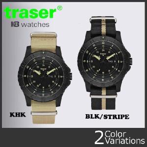 traser(トレイサー) traser H3 MIL-G SAND サファイアクリスタルガラス (TR-6600-SAND-ST/KH)|swat