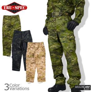 TRU-SPEC(トゥルースペック) BDUパンツ MULTICAM マルチカムファミリー 【中田商店商品取扱店】 A-1131,A-1171|swat