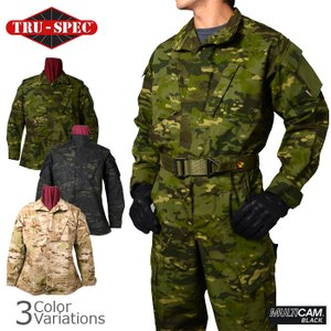 TRU-SPEC(トゥルースペック) BDUジャケット MULTICAM マルチカムファミリー 【中田商店商品取扱店】A-1130,A-1170|swat