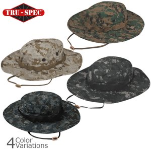 TRU-SPEC(トゥルースペック) ブーニーハット Boonie Hat WIDE BRIM BOONIES A-680|swat