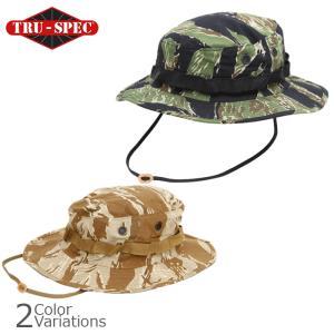 TRU-SPEC(トゥルースペック) ブーニーハット Boonie Hat タイガーストライププロダクツ A-680 swat