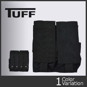 TUFF/PROSPEC DESIGN(タフ/プロスペックデザイン) M4ダブルマガジンパウチ|swat