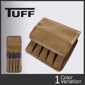 TUFF/PROSPEC DESIGN(タフ/プロスペックデザイン) 5インライン マガジンポーチ 7065-CBV-2|swat