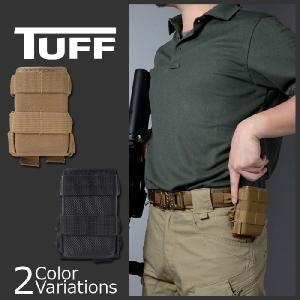 TUFF/PROSPEC DESIGN(タフ/プロスペックデザイン) Bungee Rifle Magazine Pouch バンジーライフルマガジンポーチ8824|swat