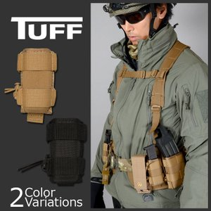 TUFF/PROSPEC DESIGN(タフ/プロスペックデザイン) Bungee Pistol Magazine Pouch B.P.M.P バンジーピストルマガジンポーチ 8823|swat
