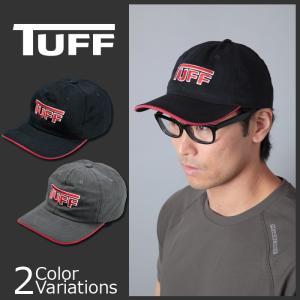 TUFF/PROSPEC DESIGN(タフ/プロスペックデザイン) Logo Cap ロゴ キャップ|swat