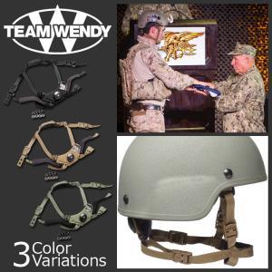 TEAM WENDY(チームウェンディ) CAM FIT Retention System カムフィット リテンション システム チンストラップ TW-21|swat