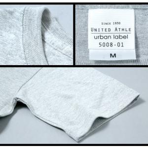 United Athle(ユナイテッドアスレ) 5.6オンス ビックシルエット Tシャツ(ポケット付)5008|swat|04