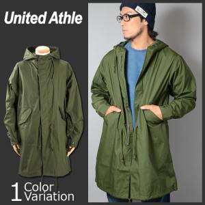 United Athle(ユナイテッドアスレ) T/C モッズコート (一重)7447-01 swat