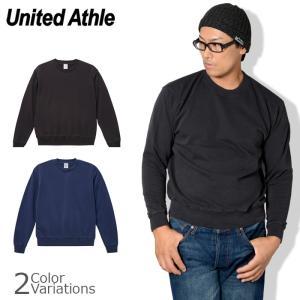United Athle(ユナイテッドアスレ) 8.8オンス ピグメントダイ クルーネック スウェット 5066-01 swat