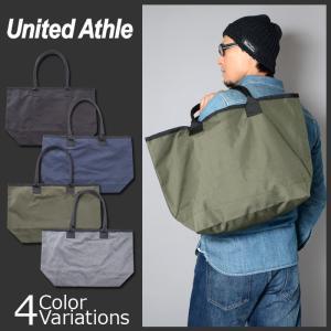 United Athle(ユナイテッドアスレ) 600D ポリエステル トートバッグ 1481-01|swat