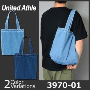 United Athle(ユナイテッドアスレ) デニム トートバッグ 3970-01 swat