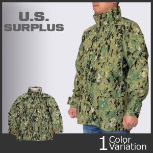 U.S SURPLUS(USサープラス) 米軍実物 NWU TYPE3 GORE-TEX PARKA (海軍作業服 タイプ3 ゴアテックスパーカー) swat