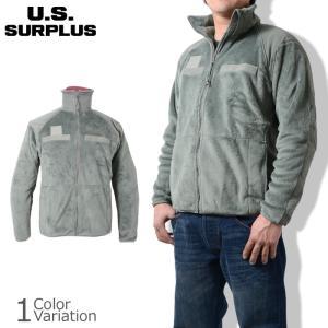 米軍未使用放出品のECWCS GEN3 レベル3で運用されるポーラテックスフリースジャケットです。※...