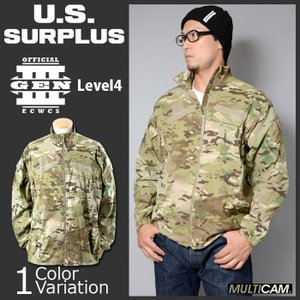 U.S SURPLUS(USサープラス) 米軍放出未使用品 ECWCS GEN3 Level4 Wi...