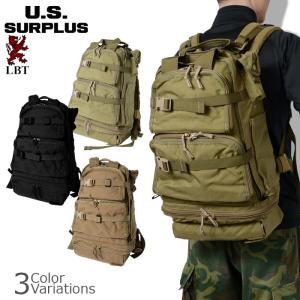 U.S SURPLUS(USサープラス) LondonBridgeTrading製 Med Backpack メディカル バックパック LBT-0996F swat
