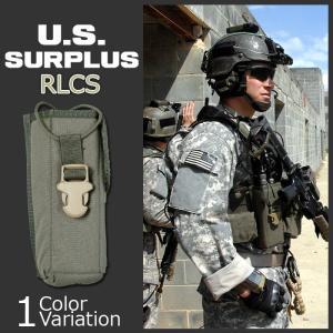 U.S SURPLUS(USサープラス) 米軍放出未使用品 RLCS MBITR RADIO POUCH ラジオポーチ|swat