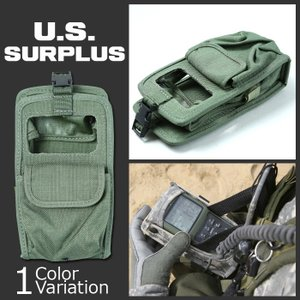 U.S SURPLUS(USサープラス) 米軍放出未使用品 AN/PSN-13 DAGR GPS ダガー用 ポーチ|swat