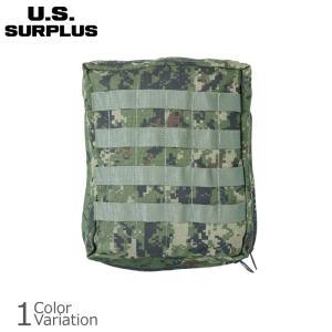 U.S SURPLUS(USサープラス) PointBlank ポイントブランク製 ガスマスク ポーチ swat