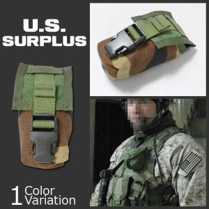 U.S SURPLUS(USサープラス) 米軍放出未使用品 FSBE FLASH BANG POUCH フラッシュバンポーチネコポス対応|swat