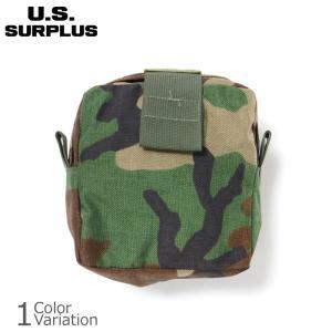 U.S SURPLUS(USサープラス) 米軍放出未使用品 MEDIC POCKET メディック ポケット ポーチ 【レターパック360対応】|swat