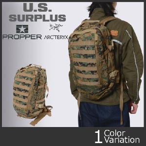 U.S SURPLUS(USサープラス)米軍放出品 USMC ILBE アサルトパック swat