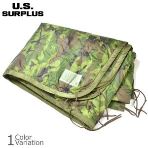 U.S SURPLUS(USサープラス) 米軍放出未使用品 ポンチョライナー