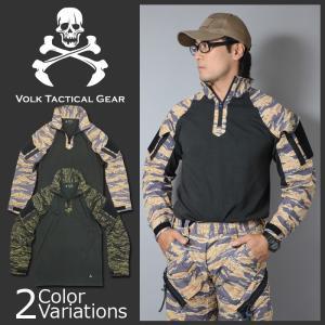 VOLK TACTICAL GEAR(ボルク タクティカル ギア) TIGER COMBAT SHIRT タイガー コンバット シャツ VTG-JK-TCS swat