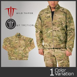 WILD THINGS(ワイルドシングス) ローロフトジャケット - SO 1.0 マルチカム50021WTI|swat