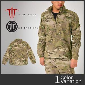WILD THINGS(ワイルドシングス) ウインドシャツ - WT 1.0 マルチカム50152WTI|swat