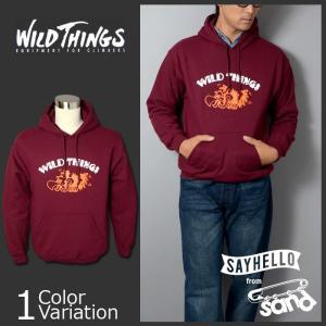 "WILD THINGS(ワイルドシングス) プリントパーカー""VULTURE(バルチャー)"" 14WWT030012|swat"