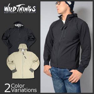 WILD THINGS(ワイルドシングス) EQUILIBRIUM SWITCH HOODY エクリブリウム スイッチ フーディ ジャケット 14FWWT010024|swat