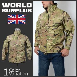 WORLD SURPLUS(ワールドサープラス) イギリス軍放出品 軽量防水ジャケット Lightweight Waterproof Jacket EU-953|swat