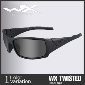 Wiley X(ワイリーエックス) WX TWISTED Black Ops トゥイステッド ブラックオプス仕様 【正規取扱】 WXJ-SSTWI01 swat