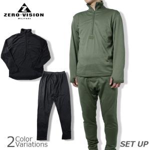 ZERO(ゼロ)GEN3 LEVEL2 Mid Weight Base Layer Underwear (ジェネレーション3 レベル2 ミドルウエイト ベースレイヤー アンダーウェア)|swat