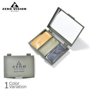 ZERO(ゼロ) フェイス ペイント 3-Color ネコポス対応 swat