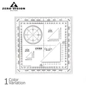 ZERO(ゼロ) ミリタリー プロトラクターKR007ネコポス対応 swat