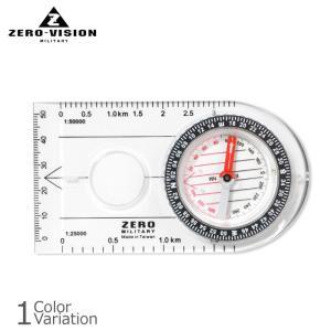 ZERO(ゼロ) ミリタリー マップ コンパス 【レターパック360対応】 KR008 swat