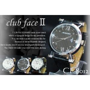 腕時計 メンズ 革ベルト アナログ ファッションウォッチ 時計
