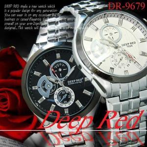 腕時計 メンズ アナログ クロノグラフ ファッションウォッチ 時計