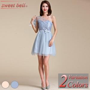 パーティードレス 結婚式 大きいサイズ 40代 30代 20代 お呼ばれ ベアトップ ワンピース パーティー ドレス ミニ ノースリーブ フォーマル|sweet-bell