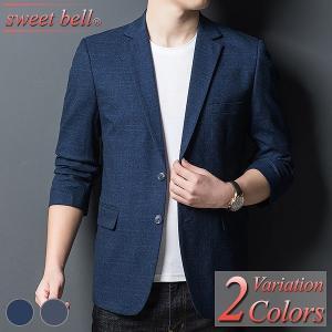 ジャケット メンズ ビジネス カジュアル テーラードジャケット 春 秋 冬 長袖 大きいサイズ 3L 4L 小さいサイズ SS XS きれいめ おしゃれ|sweet-bell