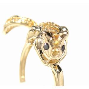 【予約】【ランキング1位】アートアニマル指に懐くミニリス!パヴェリス計0.30ctUPダイヤモンドリング【デイリー,リング-ゴールド】|sweet-p