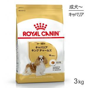 エントリーで10倍【正規品】ロイヤルカナン BHN  キャバリア キング チャールズ 成犬・高齢犬用 (3kg)