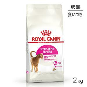 [正規品] ロイヤルカナン アロマエクシジェント猫用(2kg  エクシジェント33[送料無料:北海道・九州・沖縄除く]