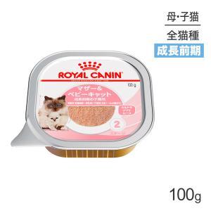 [正規品] ロイヤルカナン FHN-WET マザー&ベビーキャット 100g