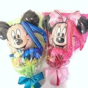 ディズニー バルーンブーケ プレゼント キャンディブーケ|sweetflower