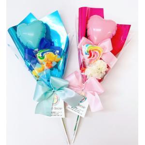 ミニブーケ キャンディブーケ|sweetflower