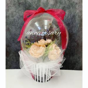 バルーンフラワー バルーンバルーンギフト バルーン電報 メッセージ無料 お祝い|sweetflower